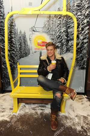 Editorial photo of Lipton's Uplift Lounge at Sundance, Park City, USA