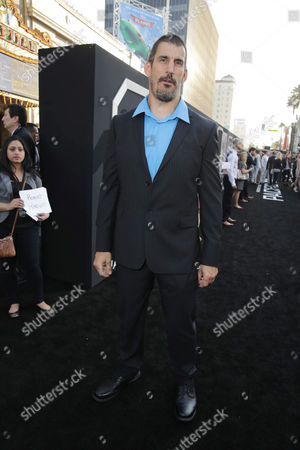 Robert Maillet seen at the Los Angeles Premiere of Warner Bros Pictures and Legendary Pictures 'PACIFIC RIM', on Tuesday, July, 9, 2013 in Los Angeles