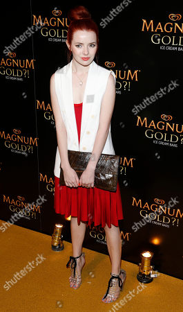 Editorial image of Magnum As Good As Gold premiere at Tribeca Film Festival, New York, USA