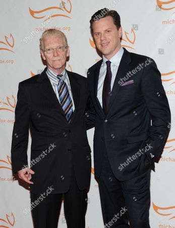 Editorial image of Michael J. Fox Parkinson's Benefit, New York, USA
