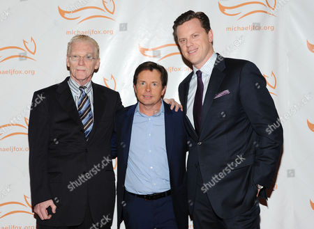 Editorial picture of Michael J. Fox Parkinson's Benefit, New York, USA
