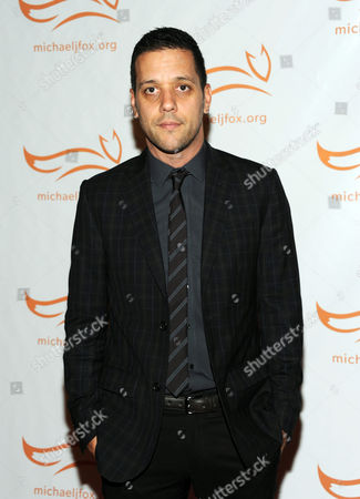 """George Stroumboulopoulos attends """"A Funny Thing Happened on the Way To Cure Parkinson's"""" Michael J. Fox Foundation for Parkinson???s Research benefit at the Waldorf-Astoria Hotel on in New York"""