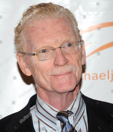 "Stock Image of Television correspondent Bill Geist attends ""A Funny Thing Happened on the Way To Cure Parkinson's"" Michael J. Fox Foundation for Parkinson???s Research benefit at the Waldorf-Astoria Hotel on in New York"