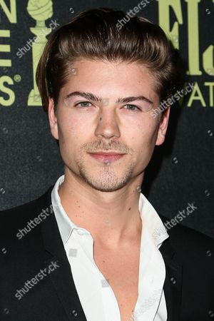 Stock Image of Amadeus Serafini attends the Miss Golden Globe InStyle Party held at Ysabel, in West Hollywood, Calif