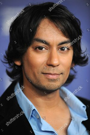 Vik Sahay attends the Montecito Award ceremony at the Santa Barbara International Film Festival, in Santa Barbara, Calif