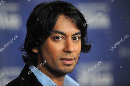 Stock Photo of Vik Sahay attends the Montecito Award ceremony at the Santa Barbara International Film Festival, in Santa Barbara, Calif