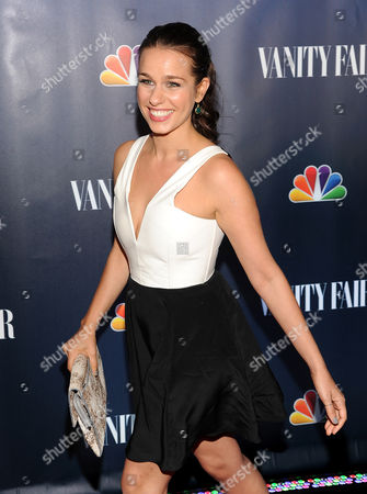 """Actress Ana Nogueira from """"The Michael J. Fox Show"""" attends the NBC 2013 Fall season launch party hosted by Vanity Fair at Le Bain, in New York"""