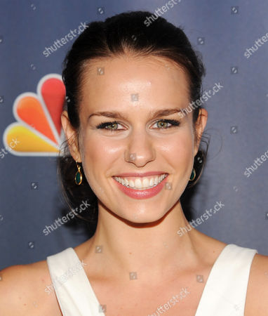 """Actress Ana Nogueira from """"The Michael J. Fox Show"""" attends the NBC 2013 Fall season launch party hosted by Vanity Fair at Le Bain on in New York"""