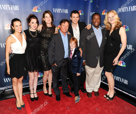Editorial photo of NBC 2013 Fall Season Launch Party, New York, USA