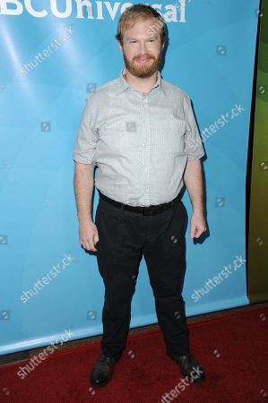 Henry Zebrowski attends the NBC 2014 Summer TCA held at the Beverly Hotel, in Beverly Hills, Calif