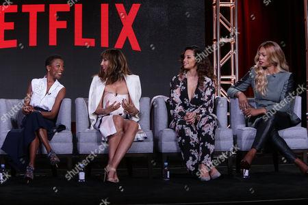 Editorial image of Netflix 2016 Winter TCA, Pasadena, USA