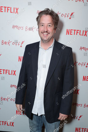 """Steve Little seen at Netflix original series """"Haters Back Off!"""" Screening Event, in Los Angeles, CA"""