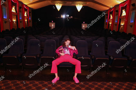 "Miranda Sings seen at Netflix original series ""Haters Back Off!"" Screening Event, in Los Angeles, CA"