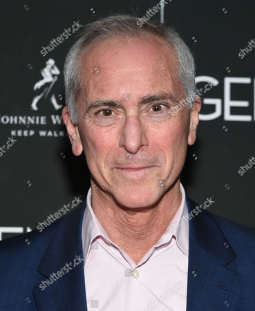 "Author A. Scott Berg attends the premiere of ""Genius"" at the Museum of Modern Art, in New York"