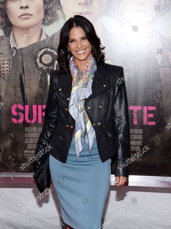 """Editorial photo of NY Premiere of """"Suffragette"""", New York, USA"""
