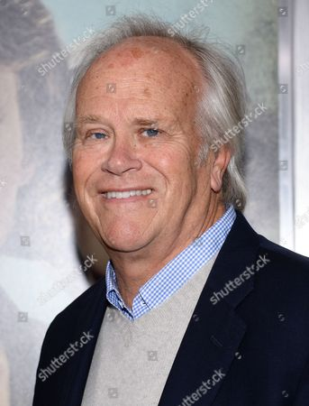 """Dick Ebersol attends the premiere for """"Suffragette"""" at the Paris Theatre, in New York"""