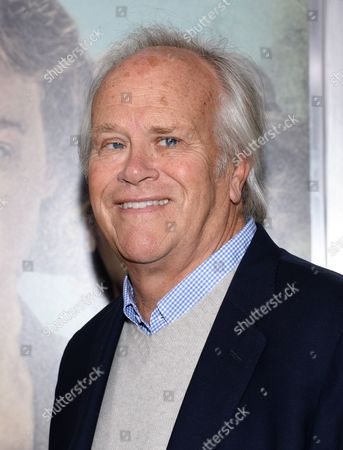 """Stock Picture of Dick Ebersol attends the premiere for """"Suffragette"""" at the Paris Theatre, in New York"""