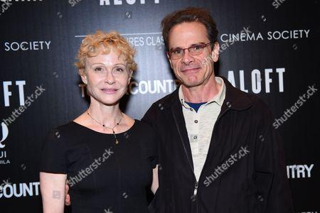 """Editorial photo of NY Special Screening Of """"Aloft"""", New York, USA"""