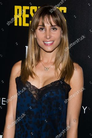 """Rachel Heller attend a special screening of Magnolia Pictures' """"Results"""" hosted by The Cinema Society and Women's Health, in New York"""
