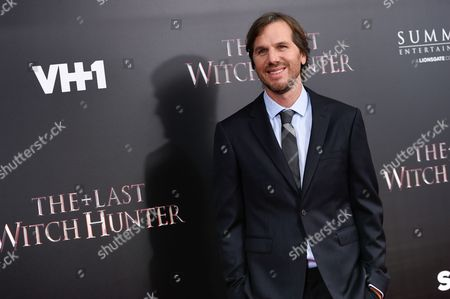 """Director Breck Eisner attends a special screening of """"The Last Witch Hunter"""" at the Loews Lincoln Square, in New York"""