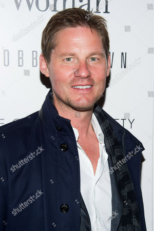 """David Zinczenko attends the premiere of """"The Other Woman"""" hosted by The Cinema Society and Bobbi Brown on in New York"""