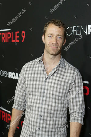 Colin Ferguson seen at Open Road's 'Triple 9' Los Angeles Premiere at Regal L.A. Live, in Los Angeles, CA
