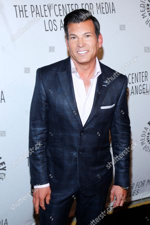 Stock Picture of David Tutera attends the Paley Center LA Benefit at the Rooftop of The Lot, in West Hollywood, Calif