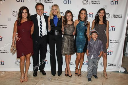 """Editorial picture of PaleyFest Previews Fall TV - """"Trophy Wife"""", Los Angeles, USA"""