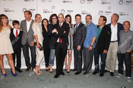 "Editorial photo of PaleyFest Previews Fall TV Farewell to ""Dexter"", Beverly Hills, USA"
