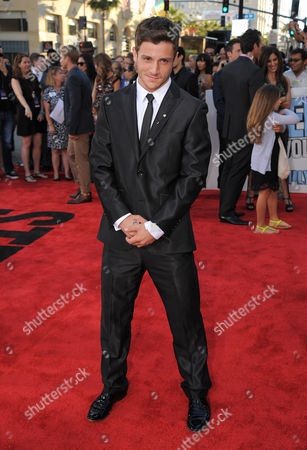 """Stock Picture of Misha Gabriel arrives at the premiere of """"Step Up Revolution"""", in Los Angeles"""