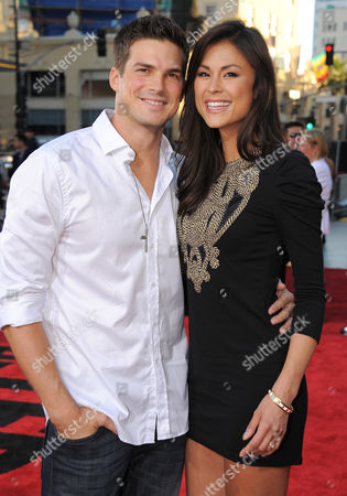 "Rick Malambri arrives at the premiere of ""Step Up Revolution"", in Los Angeles"