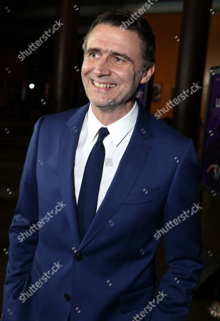 """Director Erik Van Looy seen at the Premiere of """"The Loft"""" Featuring Ketel One Vodka, in Los Angeles"""