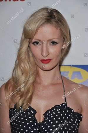 """Hannah Cowley attends Easy to Assemble's premiere of """"This Side Up"""" at Sundance Sunset Cinemas, in Los Angeles"""
