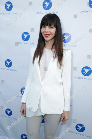 Mila Hermanovski seen at Project Angel Food's Annual Angel Awards Celebration, on Saturday, August, 10, 2013 in Los Angeles