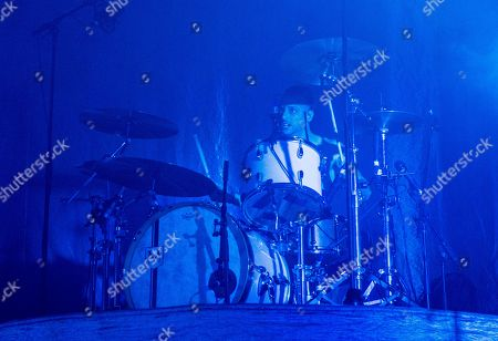 Marc Walloch with AWOLNATION performs during the Radio 105.7 Holiday Spectacular at the Tabernacle, in Atlanta