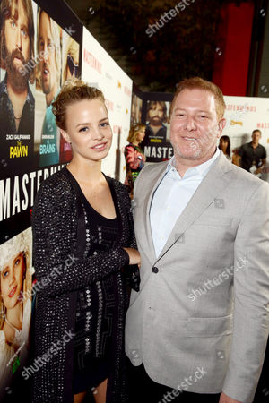 """Editorial picture of Relativity Studios Presents """"Masterminds"""" Los Angeles Premiere, Hollywood, USA"""