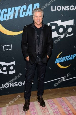 "Donny Deutsch attends a screening and premiere party for the scripted comedy series, ""Nightcap"", at the Crosby Street Hotel, in New York"