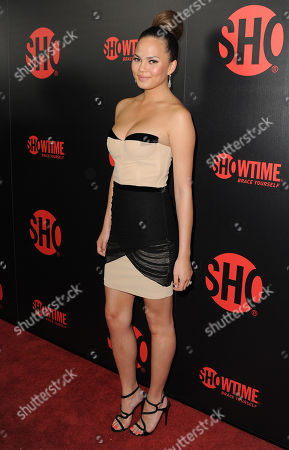 Editorial image of Showtime Emmy Eve Soiree, Los Angeles, USA