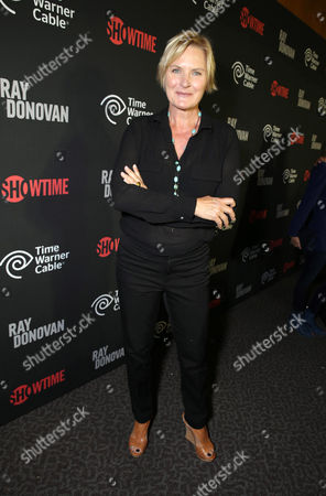 Denise Crosby seen at the Showtime Premiere of the New Drama Series Ray Donovan presented by Time Warner Cable, on Tuesday, June, 25, 2013 in Los Angeles