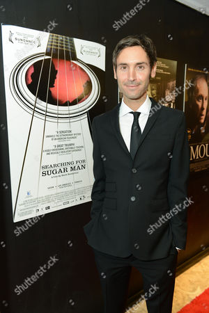 Director Malik Bendjelloul attends the Sony Pictures Classics Pre-Oscar Dinner at The London Hotel on in West Hollywood, California