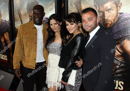 Editorial picture of Spartacus: War of the Damned Premiere and After party, Los Angeles, USA