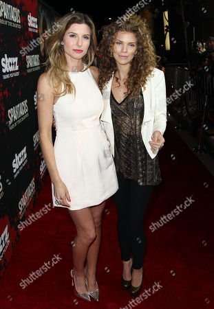 Editorial photo of Spartacus: War of the Damned Premiere and After party, Los Angeles, USA