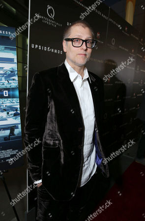 """Director and Writer Juan Solanas at the LA special screening of Millennium Entertainment's """"Upside Down"""" at the ArcLight Hollywood on in Los Angeles"""