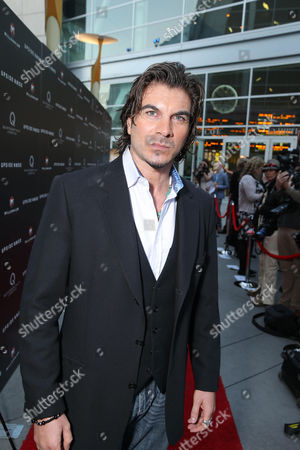 "Stock Picture of Victor Alfieri at the LA special screening of Millennium Entertainment's ""Upside Down"" at the ArcLight Hollywood on in Los Angeles"