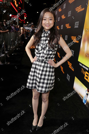 "Krista Marie Yu seen at STX Entertainment Special Screening of ""The Edge of Seventeen"" at the Regal LA LIVE, in Los Angeles"