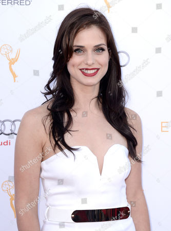 Kelsey Reinhardt arrives at the Television Academy's 67th Emmy Awards Performers Nominee Reception at the Pacific Design Center on Saturday, Sept.19, 2015, in West Hollywood, Calif