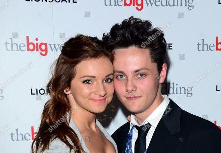 Editorial image of The Big Wedding: VIP Screening, London, United Kingdom