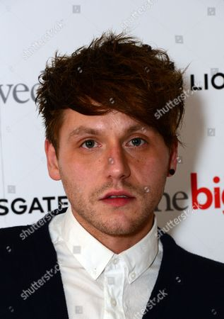 Phil Clifton arriving for a VIP screening of The Big Wedding at the Mayfair Hotel in London on
