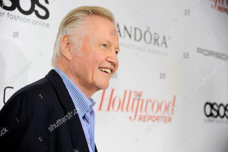 John Voight arrives at The Hollywood Reporter celebration of the Emmy nominees and new fall TV season presented by Samsung Galaxy, Asos, Porsche, Pandora and Ketel One,, at Soho House in West Hollywood, Calif