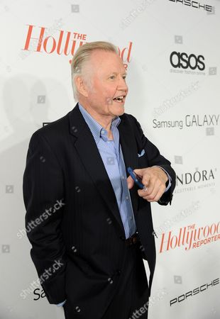 Stock Image of John Voight arrives at The Hollywood Reporter celebration of the Emmy nominees and new fall TV season presented by Samsung Galaxy, Asos, Porsche, Pandora and Ketel One,, at Soho House in West Hollywood, Calif